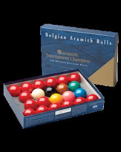 Aramith Tournament Champion Snooker Balls