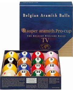 Super Aramith Pro Cup TV Balls